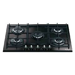 Outlet Hotpoint Ariston Cooking hob crystal cm. 75 light tq 751 (bk) k gh / ha
