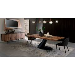 Ozzio T243 Thor Fixed table l. 220 x 110