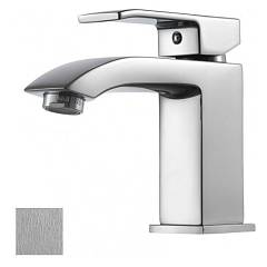 Paffoni Les071mc Sink mixer - satin without discharge Level