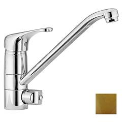 Paffoni De197tf Low pressure kitchen mixer - land of france with dishwasher connection Denver