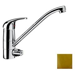 Paffoni Nd197tf Low pressure kitchen mixer - land of france with dishwasher connection Nettuno Due