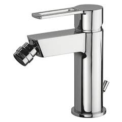 Paffoni Rin131cr Bidet mixer - chrome without discharge Ringo