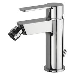 Paffoni Ws131cr Bidet mixer - chrome without discharge West