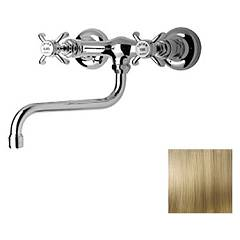 Paini 87f3501 - Ornellaia Tap kuhinja wall - antique brass