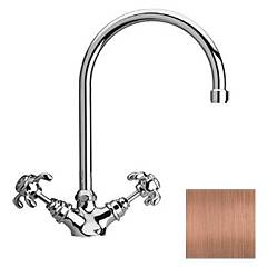 Paini 87ql572 - Ornellaia Kuhinja tap - antique copper
