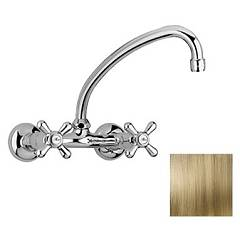 Paini 17f3503 - Liberty Tap kuhinja wall - antique brass