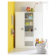 sale Pali Zoom Wardrobe 3 Doors