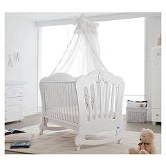 sale Pali Prestige Principe Crib Wood With Drawer