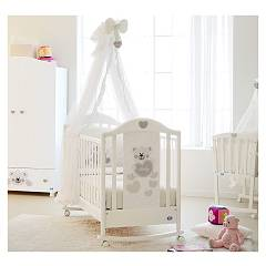 Pali Funny Cot with drawer