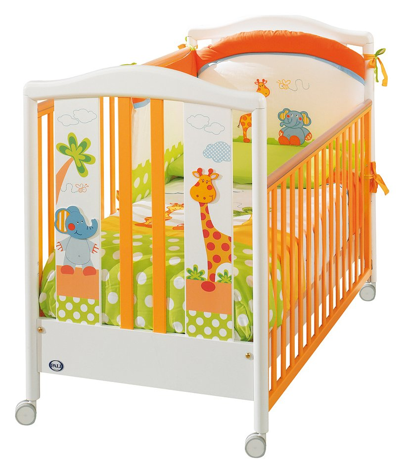 Pali crib for sale used - Sale Pali Crib Wood With Drawer Gigi E Lele