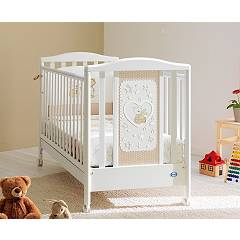 Pali Belle Crib wood with drawer
