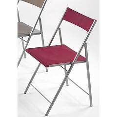 Photos 4: Pezzani Foldable steel and plastic chair FIRST