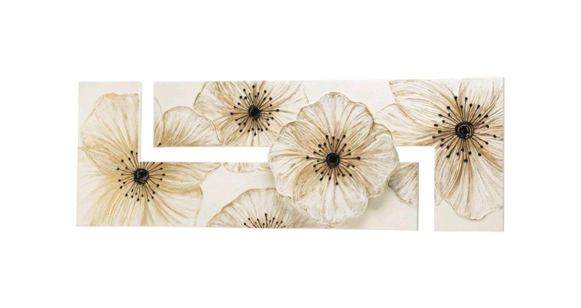 Panel design 197 x 67 cm Pintdecor Petunia