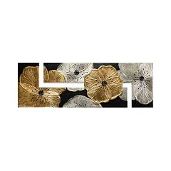 Pintdecor Petunia Oro Panel design cm 197 x 67