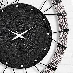 Clock 70 x 70 cm Pintdecor Wheel - Detail