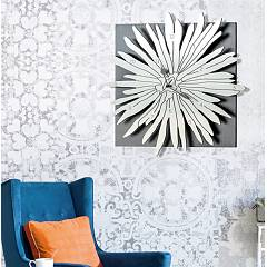 Pintdecor Polinesia P4344 Watch 65 cm x 65