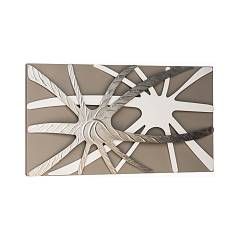 Pintdecor Spider Grey Panel design cm 140 x 70