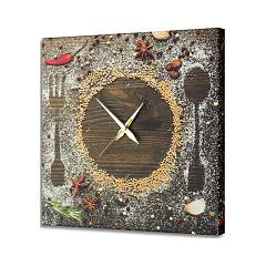 Pintdecor Sale E Spezie Watch 40 x 40 cm