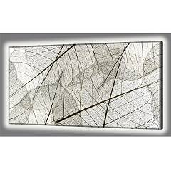 Pintdecor Foglie Luminous panel cm. 80 x 40/140 x 70