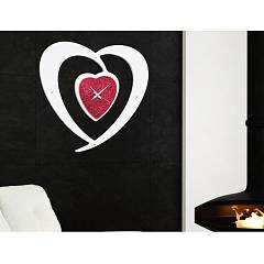 Pintdecor Cuore Rosso P4470 Watch the 60 x 60 cm