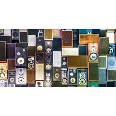 Pintdecor Casse Collage Picture cm. 80 x 40/140 x 70