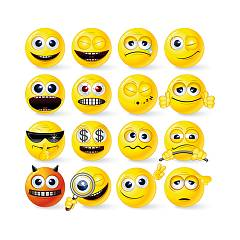 Pintdecor Emoticon Bild cm. 40 x 40