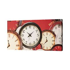Pintdecor Old Clok Watch cm. 80 x 40
