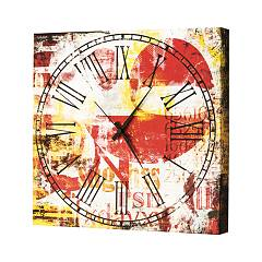 Pintdecor Spqr Time Montre cm. 40 x 40