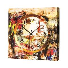 Pintdecor ART TIME Uhr cm. 40 x 40