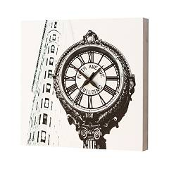 Pintdecor FIFTH AVENUE Uhr cm. 40 x 40