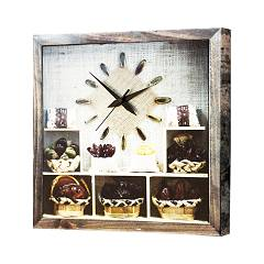 Pintdecor Buon Appetito Watch cm. 40 x 40