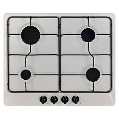 Plados Telma Star60 Uq 87 Hob cm. 60 x 51 - 4 gas burners - antique white