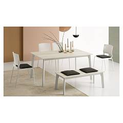 Point House Krono 140 Basic Extendible table l. 140 x 90