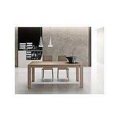 Point House Milano Long 180 Extendible table l. 180 x 90 / wooden floor