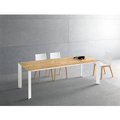 Point House Diamante 140 Extendible table l. 140 x 90