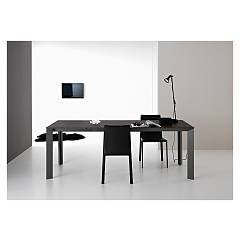 Point House Diamante 180 Extendible table l. 180 x 90