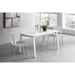 Point House Delta Plus 120 Extendible table l. 120 x 80