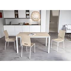 Point House Jolly Plus 140 Extendible table l. 140 x 80