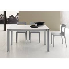 Point House Lotus Plus 140 Extendible table l. 140 x 80