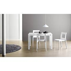 Point House Simple Plus 120 Extendible table l. 120 x 80