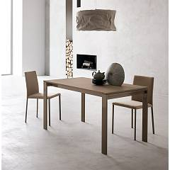 Point House Simple Plus 140 Extendible table l. 140 x 80