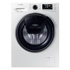 Samsung Ww90k6414qw Washing machine cm. 60 capacity 9kg - free front-loading installation a +++ Serie 6500