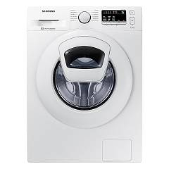 Samsung Ww80k4430yw Washing machine cm. 60 capacity 8kg - free installation front load a +++ Serie 4500