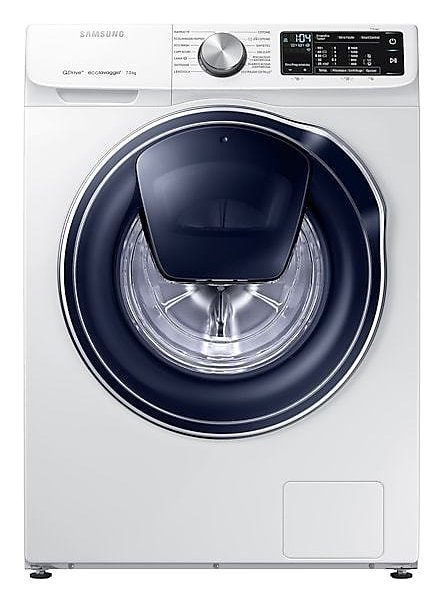 Photos 1: Samsung WW70M642OPW Serie 6800 Washing machine cm. 60 capacity 7kg - free front-loading installation a +++