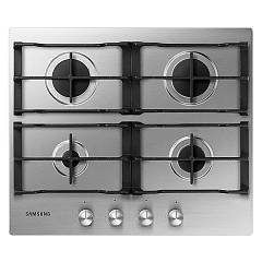Samsung Na64h3010as/t1 Gas cooking top cm. 60 - inox cast iron grids
