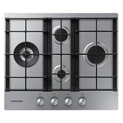 Samsung Na64h3031bs/t1 Gas cooking top cm. 60 - inox cast iron grids