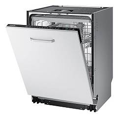 Samsung Dw60m9550bb Built-in dishwasher cm. 60 - 14 seats - total disappearance Waterwall