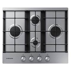 Samsung Na64h3010bs/o1 Gas cooking top cm. 60 - inox cast iron grids