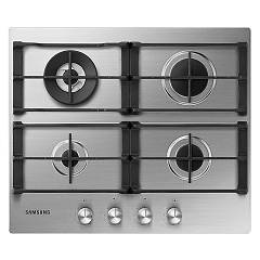 Samsung Na64h3030as/o1 Gas cooking top cm. 60 - inox cast iron grids