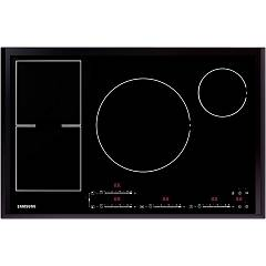 Samsung Nz84f7nc6ab Induction cooktop cm. 80 - black ceramic glass